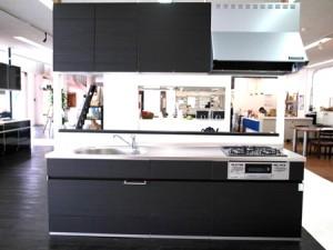木製システムキッチン「ハイル」