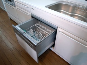 60cmタイプの食器洗い乾燥機