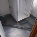 浴室リフォーム工事 進捗