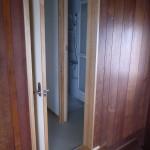 浴室リフォーム工事 完成直前