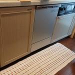 食器洗い乾燥機取替工事