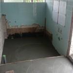 浴室改修現場
