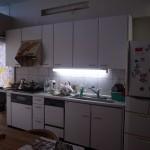 キッチン入替工事