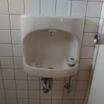 TOTO 壁付け手洗い器